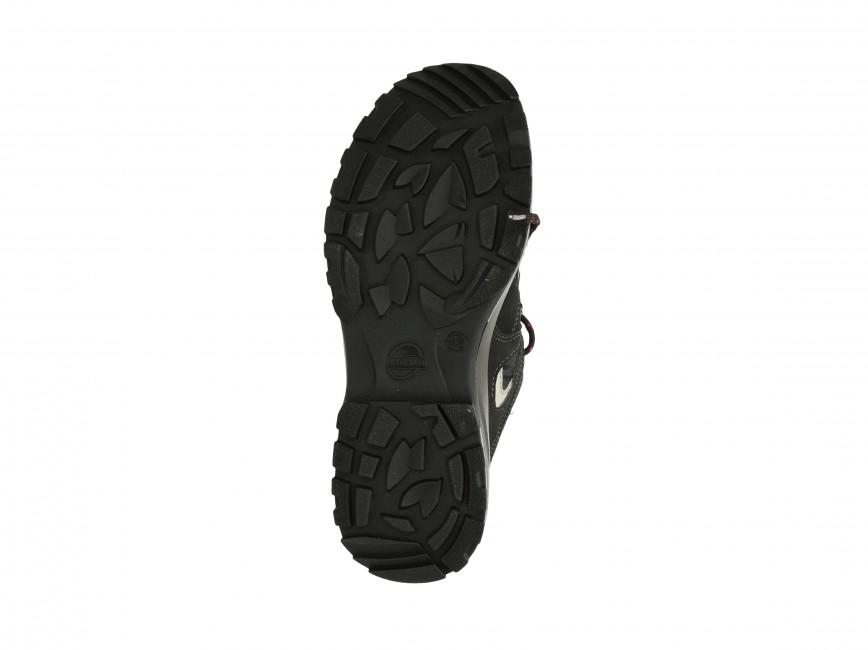 M&G pánske trekingové poltopánky - čierne