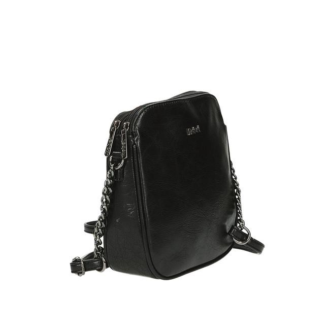 341ae43dad ... Robel dámska štýlová crossbody kabelka - čierna ...
