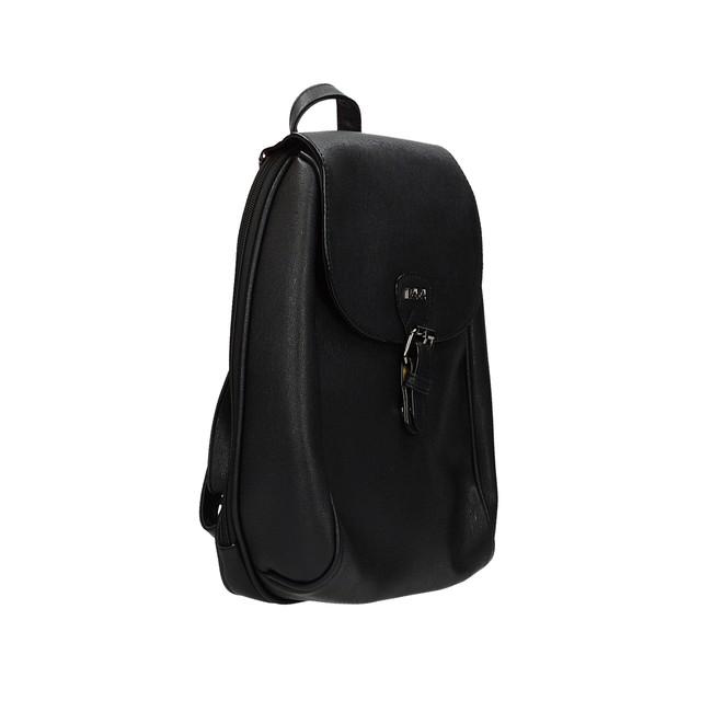 ... Robel dámsky elegantný ruksak - čierny ... 30de7f0cec