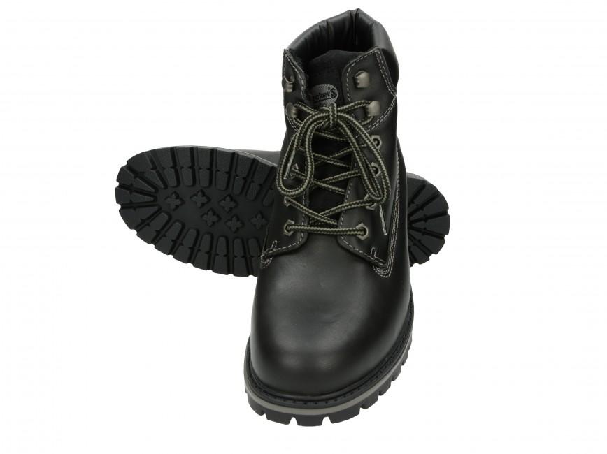 Dockers pánske čižmy - čierne ... 4f30e70bb0d