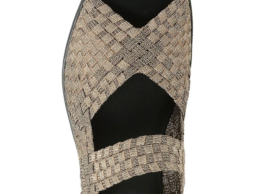 039249b439 ... Skechers dámske vysoké sandále - zlaté ...