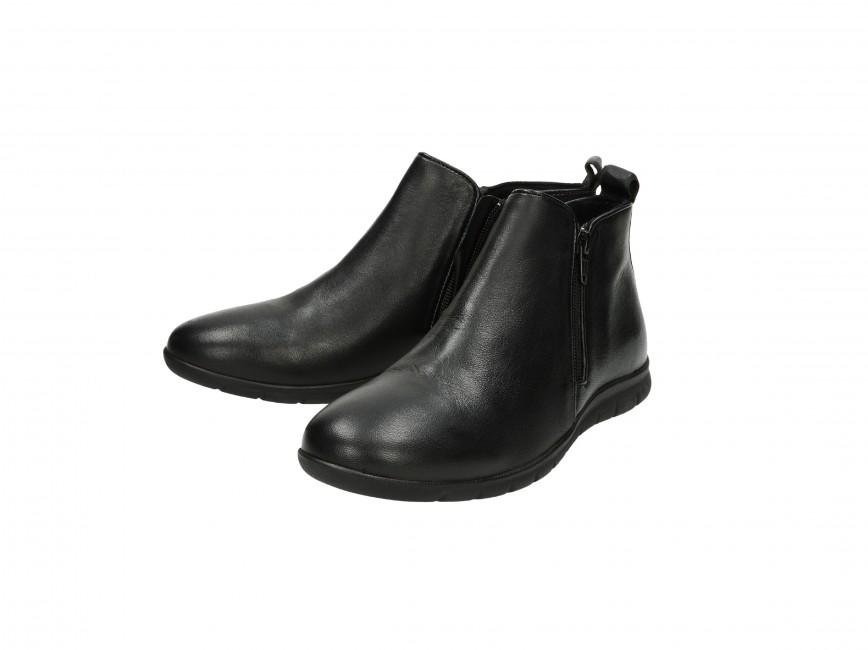 bdac6b3d1 Lanqier dámske kotníky - čierne | 39C708-BLK www.robel.sk