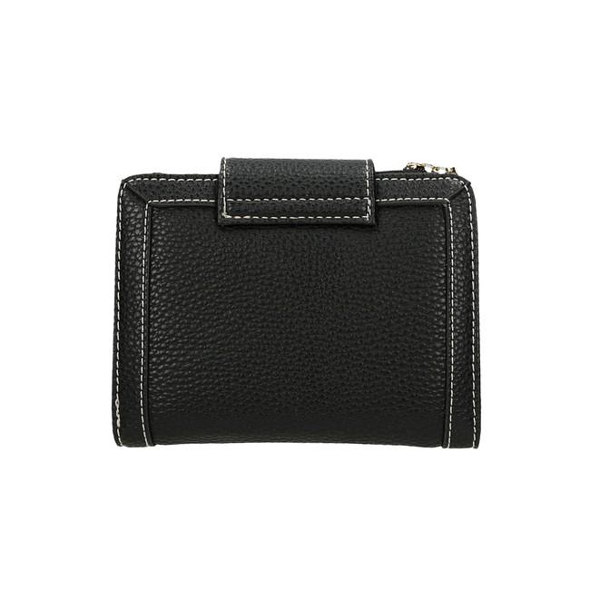 Pabia dámska praktická peňaženka - čierna
