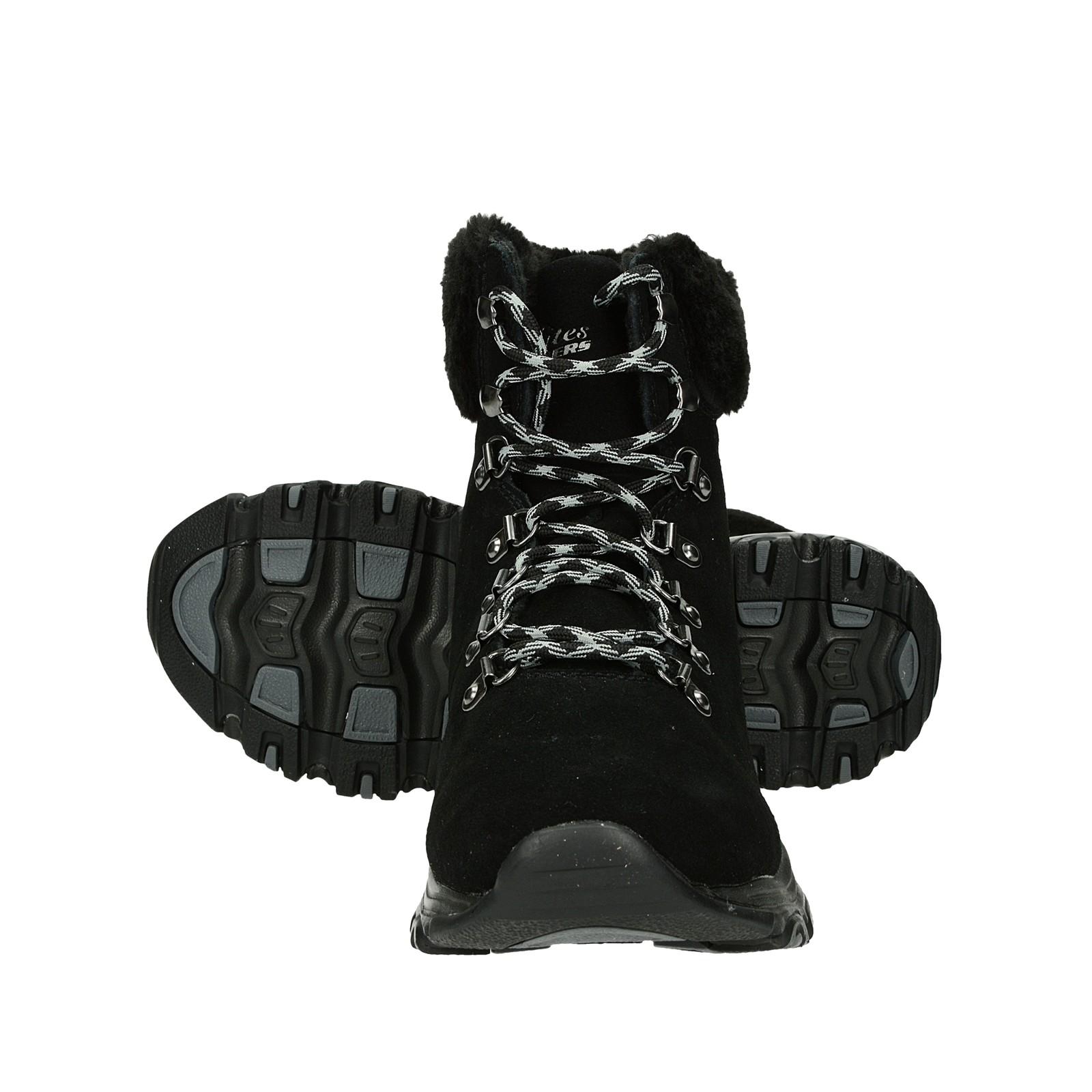 Skechers dámske nízke čižmy - čierne ... 1d0736ebb97
