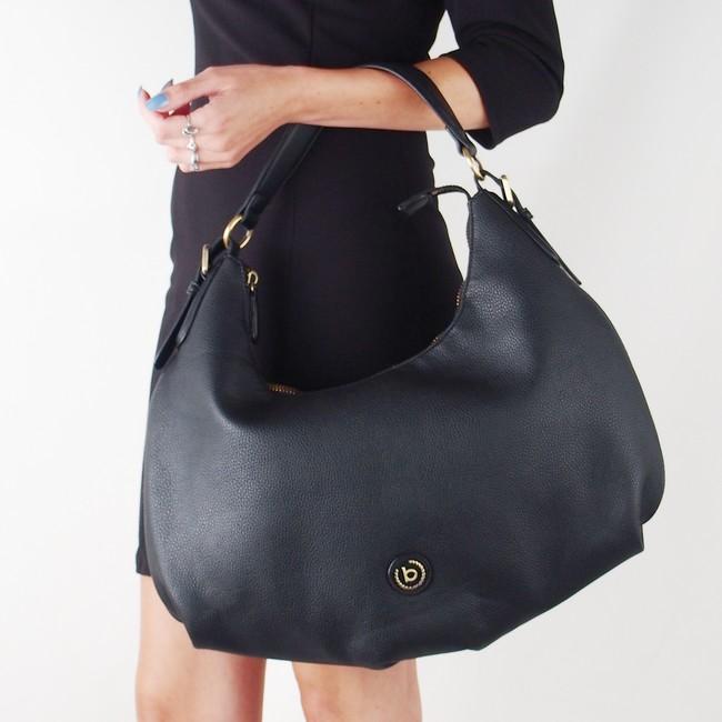 cac03d3e64 Bugatti dámska štýlová kabelka - čierna ...