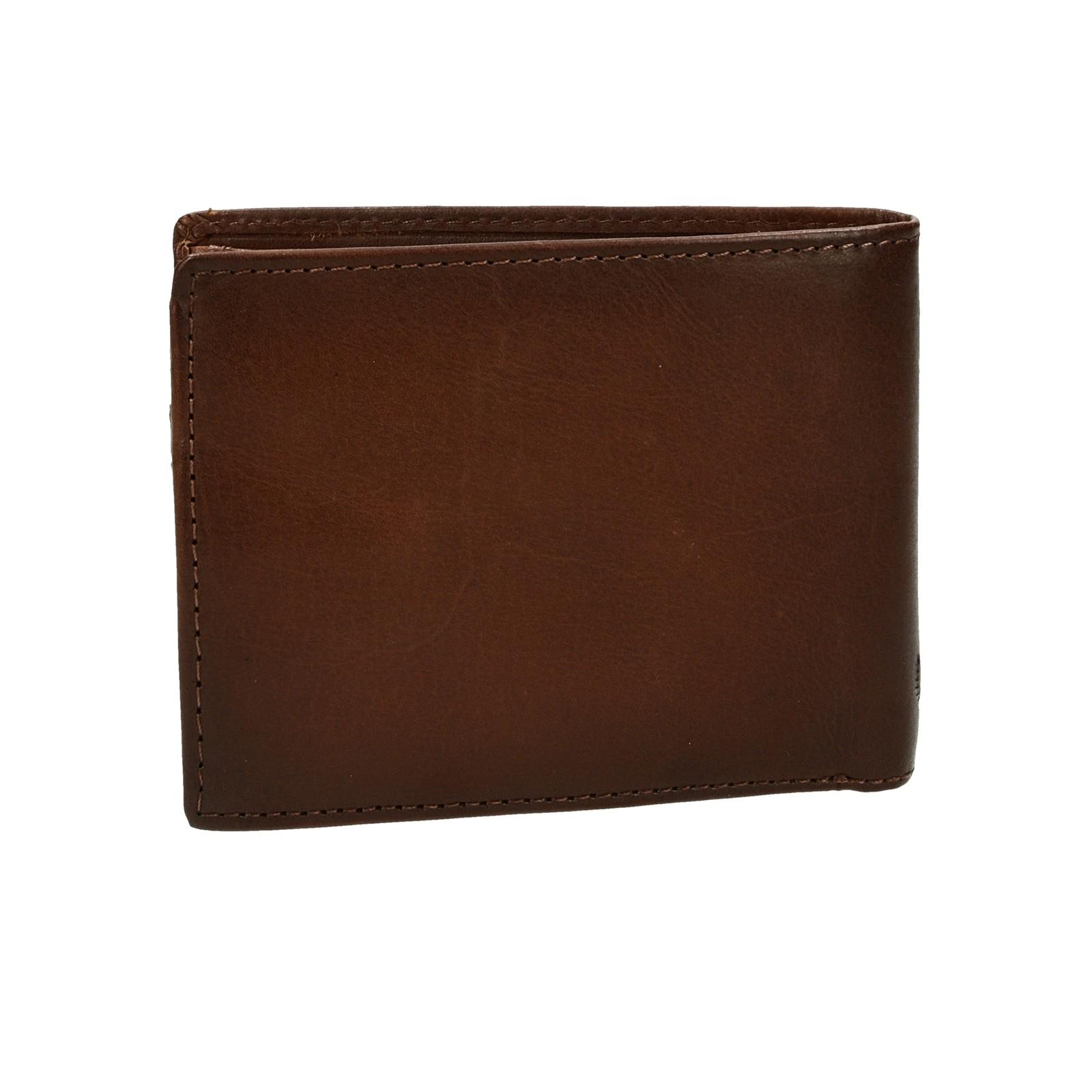 f9a4b2626 Bugatti pánska kožená peňaženka - hnedá   49322907-CONAC www.robel.sk