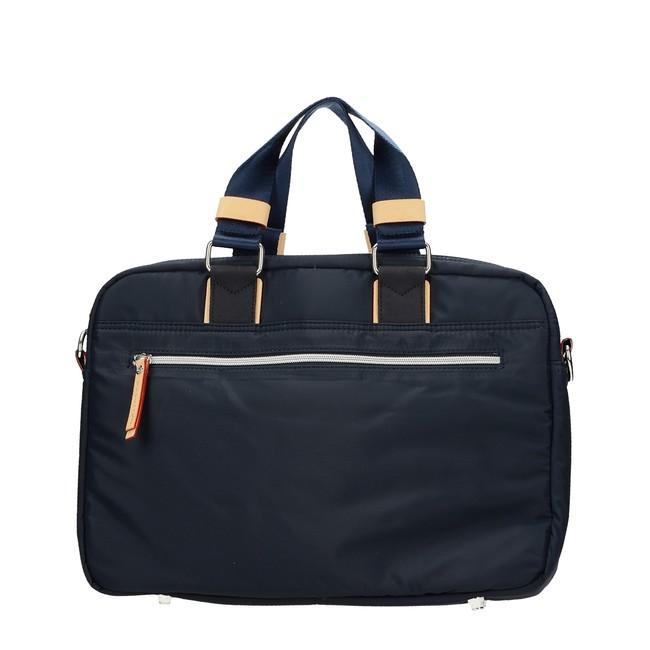 Bugatti dámska laptopová taška - modrá