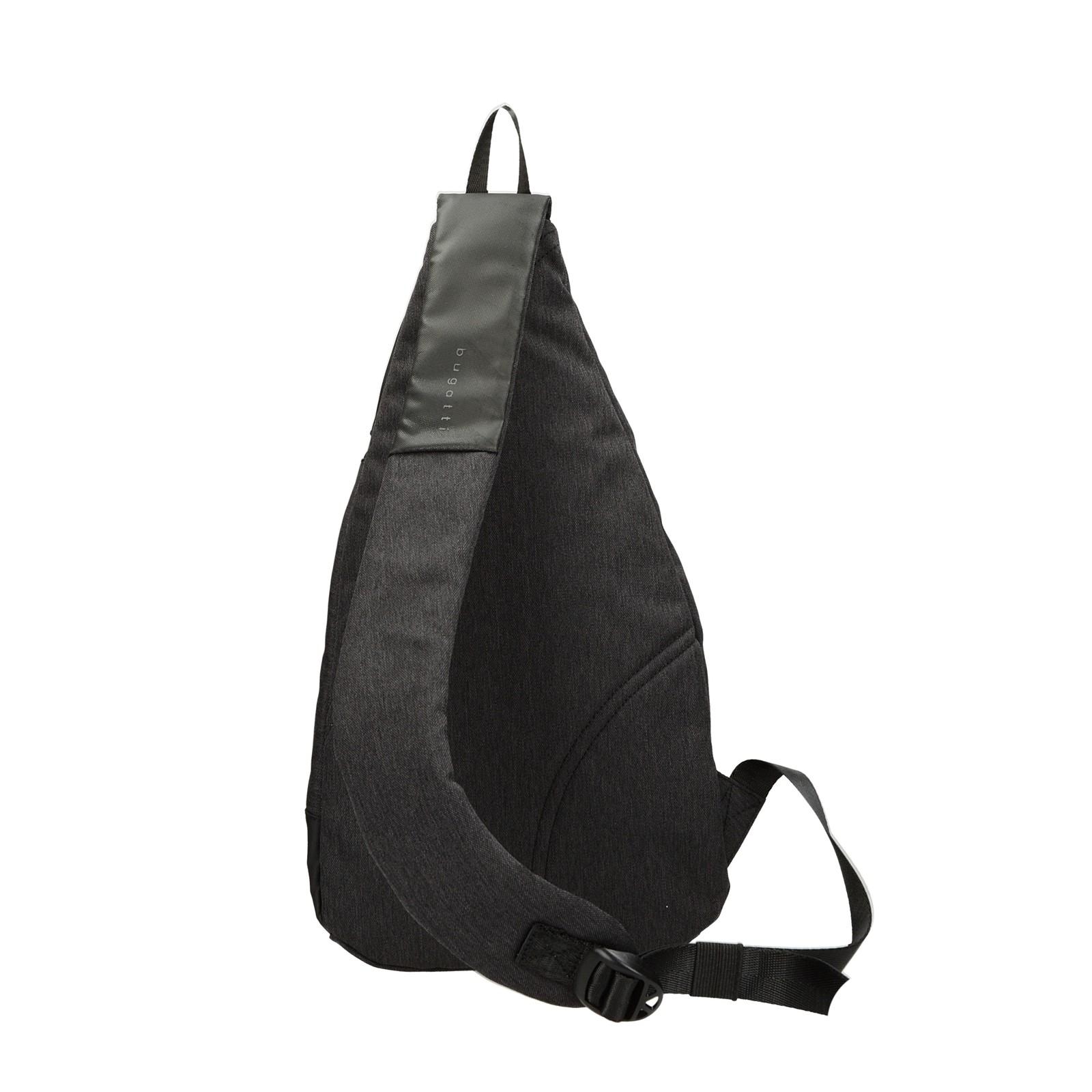 Bugatti pánsky módny ruksak - čierny