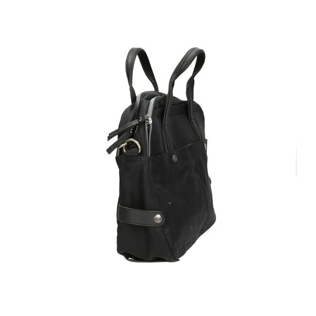 cd435e06e46 ... Bugatti pánska laptopová taška - čierna ...