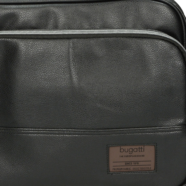 81069c90d6b ... Bugatti pánska taška - čierna ...