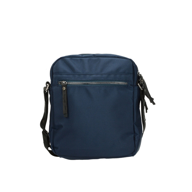 9efe22a94a ... Bugatti pánska crossbody taška - modrá ...