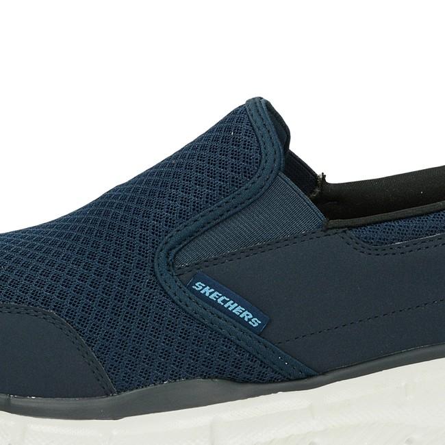 02e927231769 ... Skechers pánske tenisky bez šnurovania - modré ...
