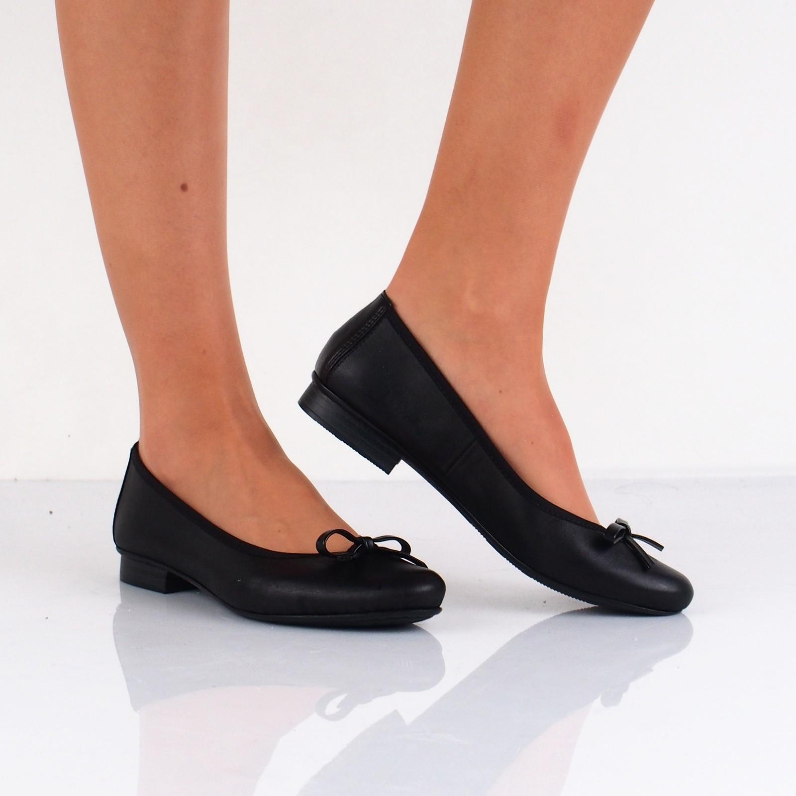 789a23bb4532 Rieker dámske pohodlné balerínky - čierne ...