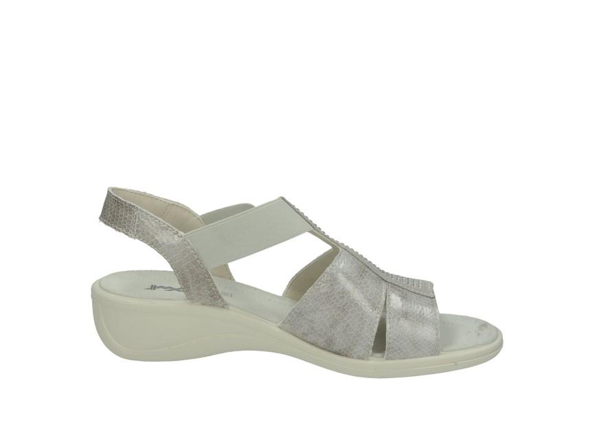 d894d16b07dc ... Imac dámske pohodlné sandále - šedé ...