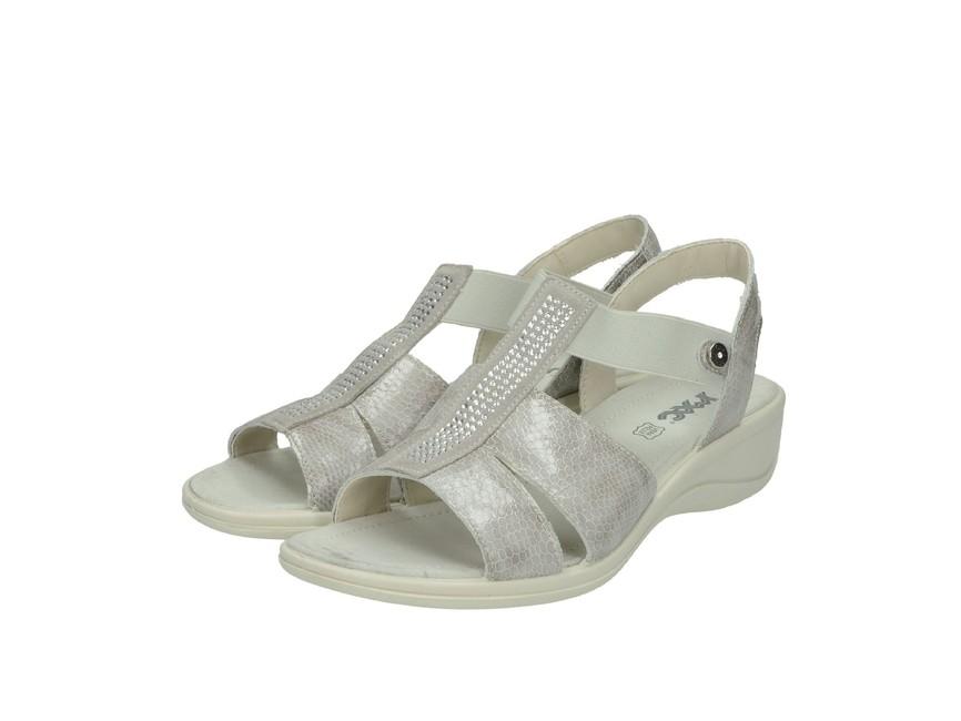 37d8fae743ff2 Imac dámske pohodlné sandále - šedé | 526511-PERLE www.robel.sk