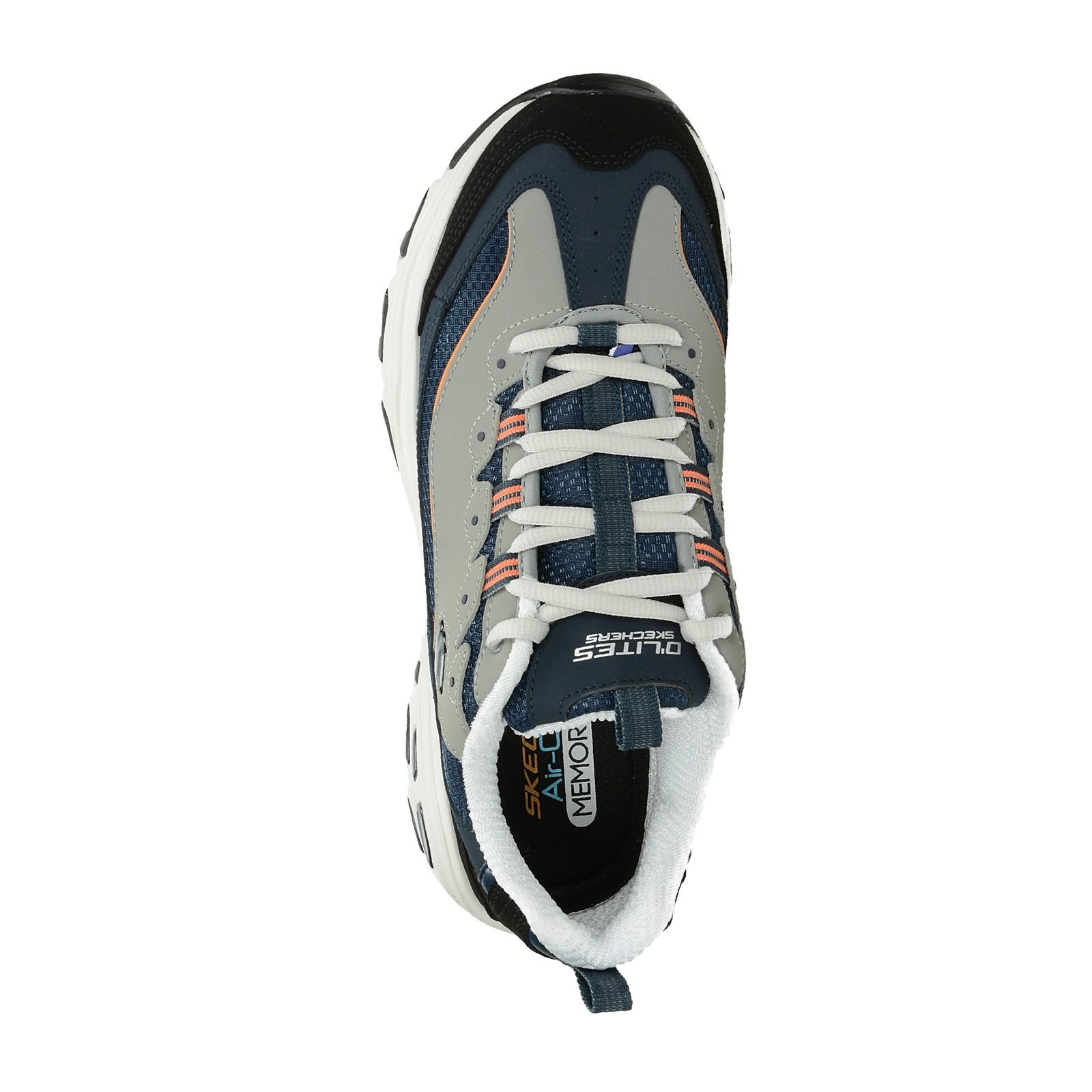 Skechers pánske štýlové tenisky - viacfarebné