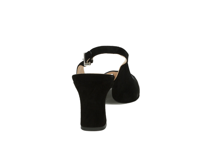 ... Peter Kaiser dámske sandále - čierne ... 681c508cc26