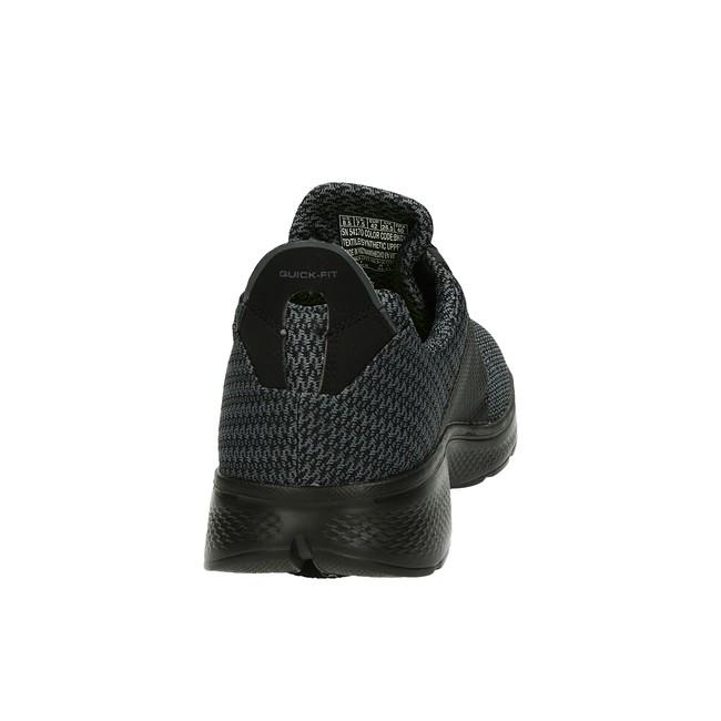 Skechers pánske pohodlné tenisky - čierne