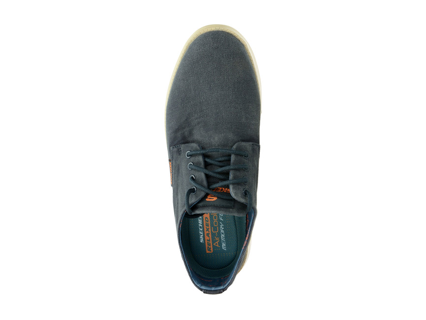 Skechers pánske poltopánky - modré