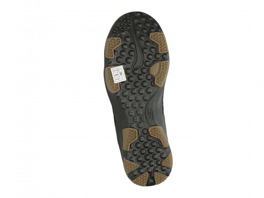 Skechers pánske poltopánky - hnedé