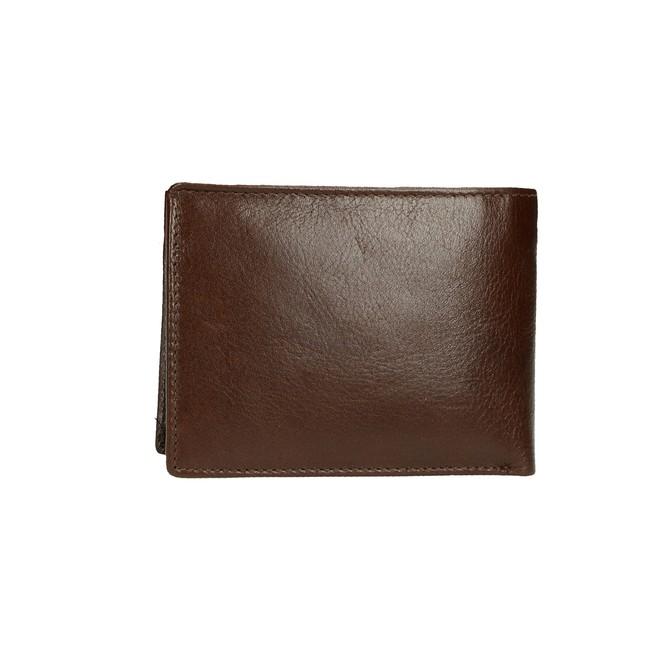 Robel pánska kožená peňaženka - hnedá