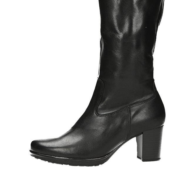 c2586aeec1 Gabor dámske módne čižmy - čierne ...
