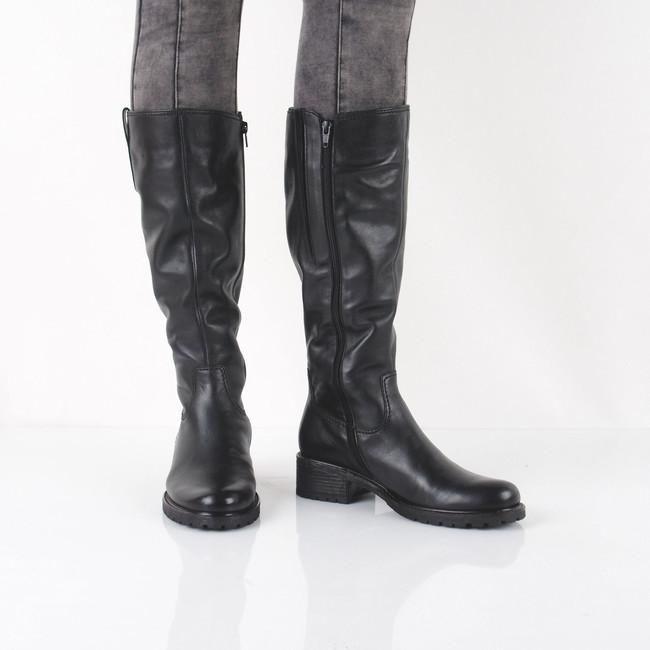 f02f0fc421 Gabor dámske zimné čižmy - čierne ...
