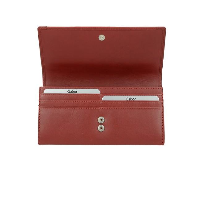 Gabor dámska štýlová peňaženka - bordová