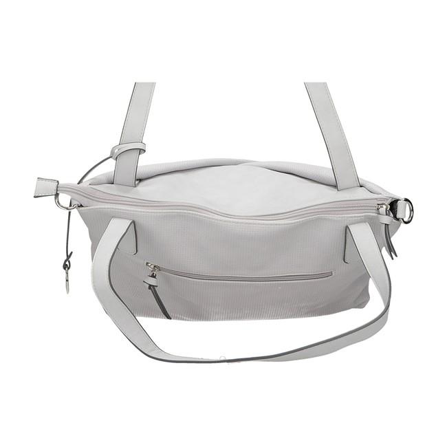 Gabor dámska štýlová kabelka - šedá ... 434adf5226b