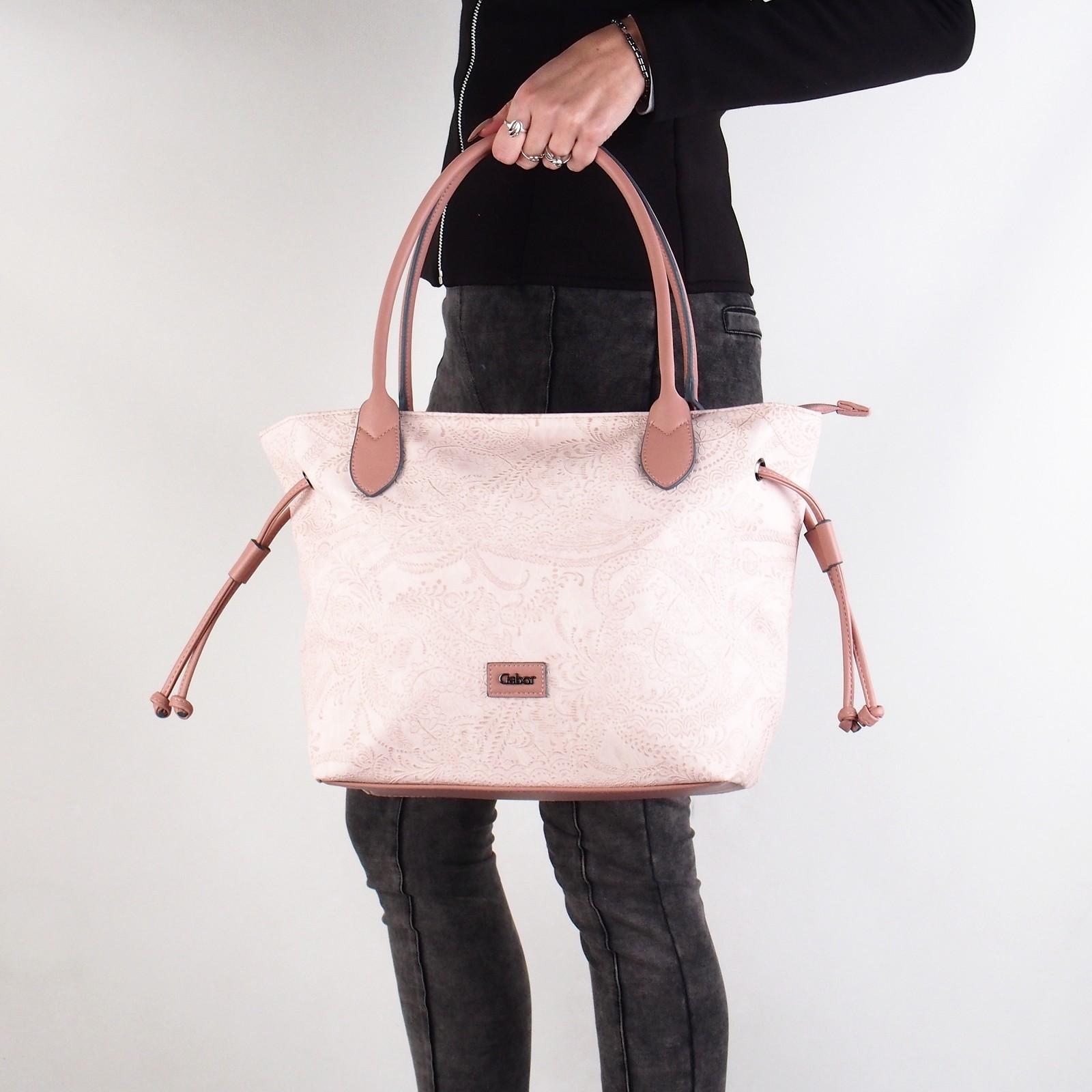 1894aef4d9 Gabor dámska kabelka - ružová ...
