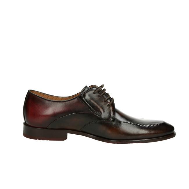 Daniel Hechter pánske kožené topánky - hnedé ... 9e1d9f8fb5c