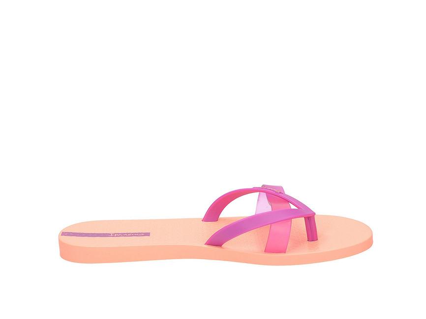 Ipanema dámske plážovky - fialové