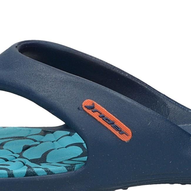 Rider dámske šľapky - modré