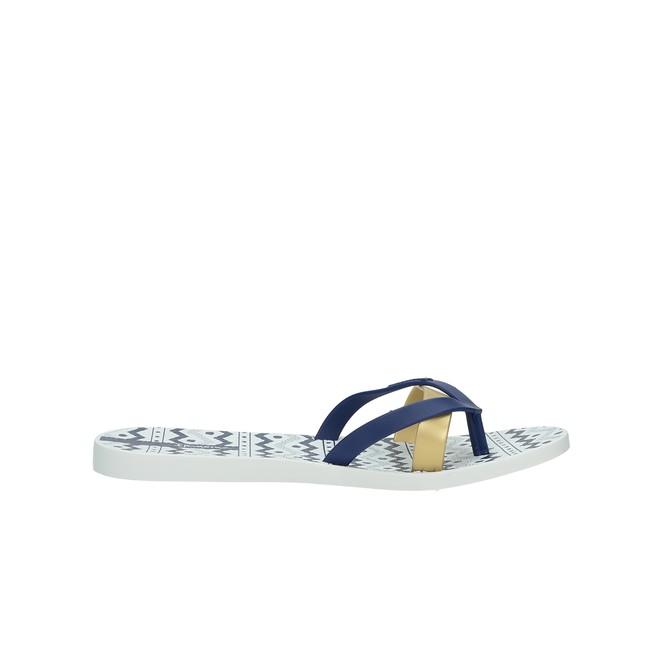 Ipanema dámske štýlové plážovky - modré