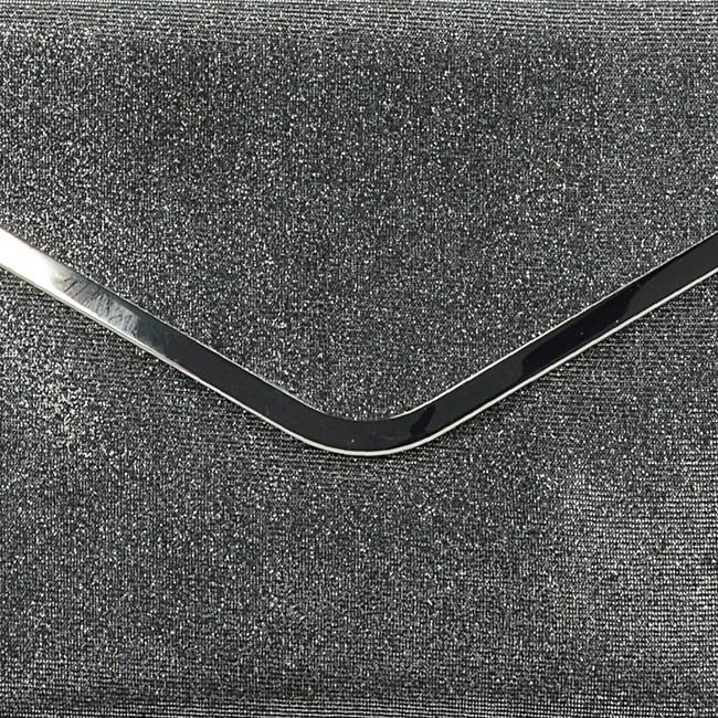 Menbur dámska spoločenská kabelka - šedá