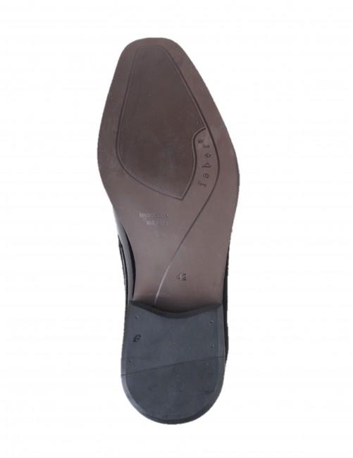 28141b236 Spoločenské topánky. Faber pánske lakované poltopánky - čierne ...