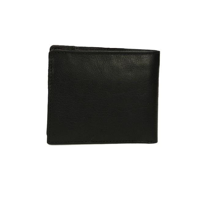 Lagen pánska praktická peňaženka - čierna