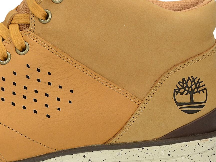 ... Timberland pánska pohodlná členková obuv - koňaková ... 4add68b18ad