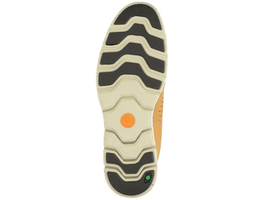 Timberland pánska pohodlná členková obuv - koňaková ... 63091e4c6db
