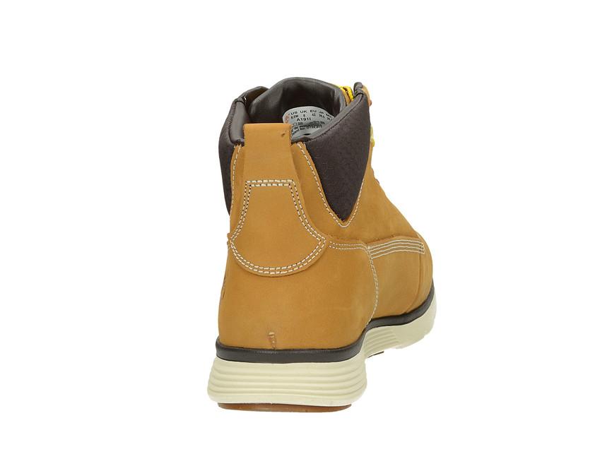 b923791ad Timberland pánska štýlová členková obuv - koňaková | A191I-WHEAT www ...