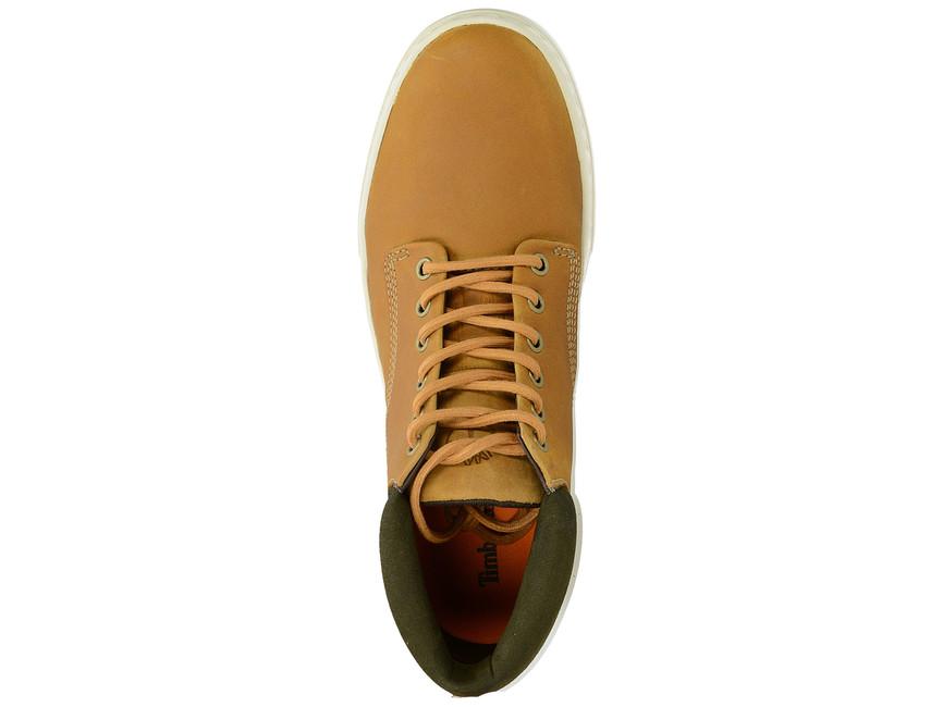 6b6267e98 Timberland pánska štýlová členková obuv - koňaková | A1JU1-WHEAT www ...