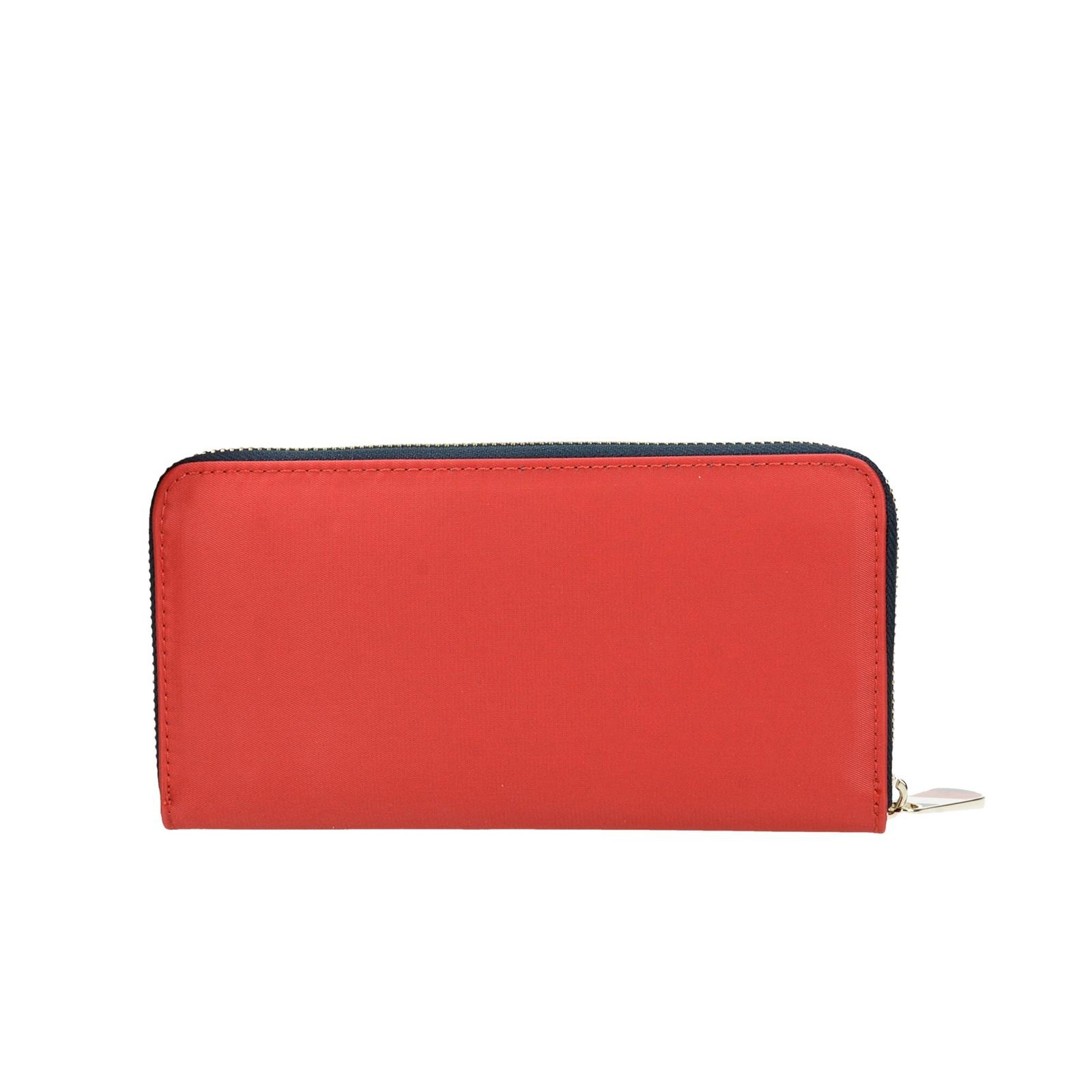 Tommy Hilfiger dámska štýlová peňaženka - červená