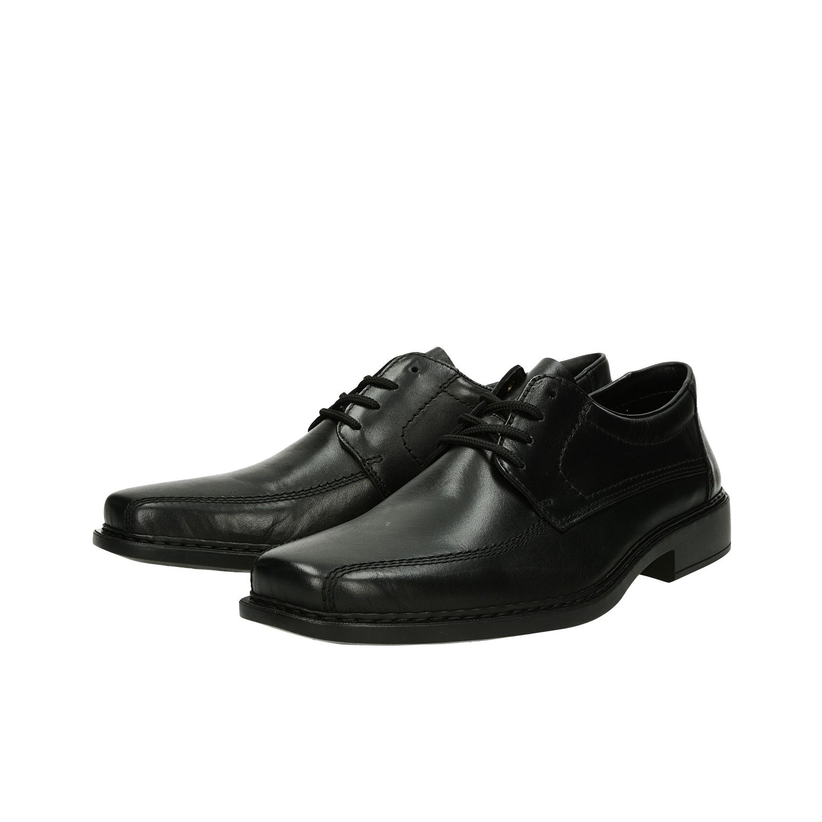 d305e343b Rieker pánske spoločenské topánky - čierne | B081200-BLK www.robel.sk