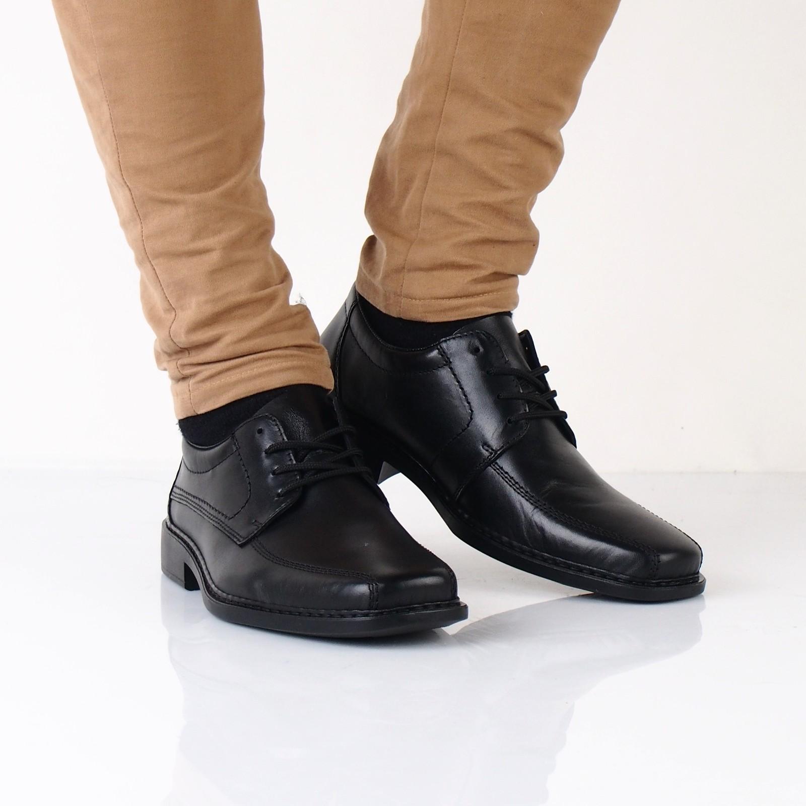 cd69351dc8 Rieker pánske spoločenské topánky - čierne ...