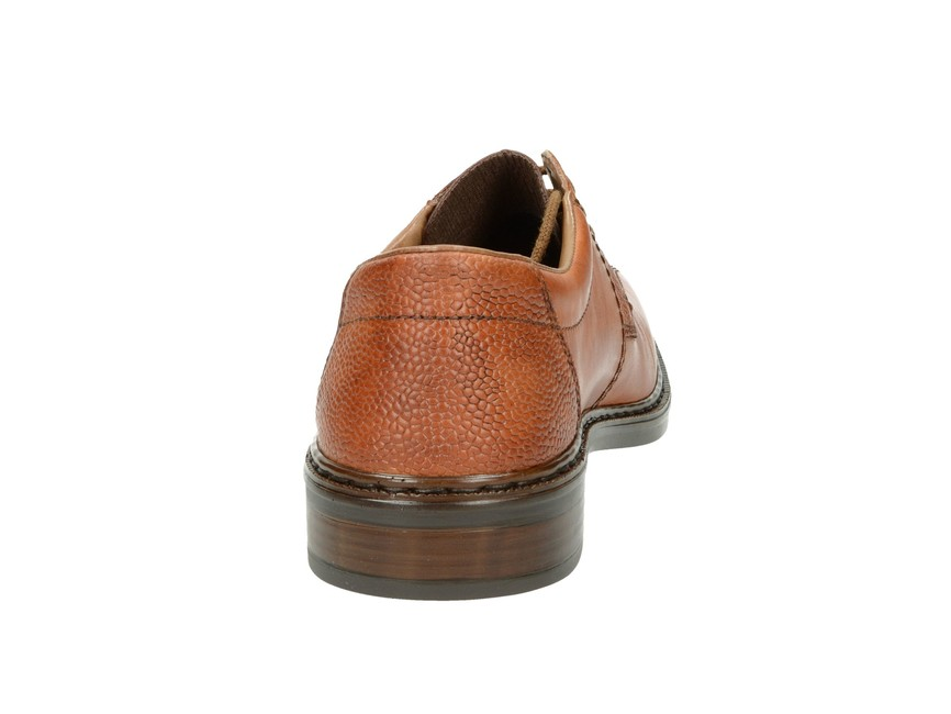 61b5e50ccf ... Rieker pánske topánky - hnedé ...