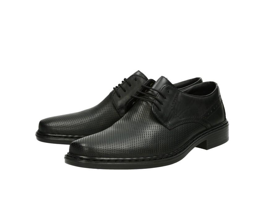 1e58baeeb96fe Rieker pánske topánky - čierne | B231900-BLK www.robel.sk