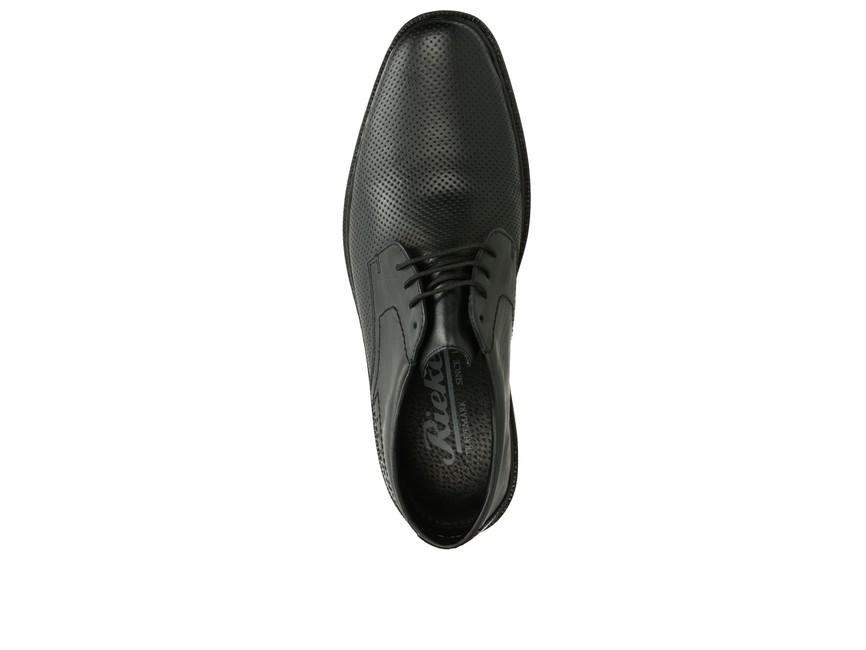3283ee84b Rieker pánske topánky - čierne | B231900-BLK www.robel.sk