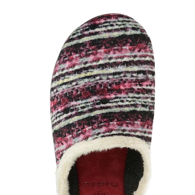 Inblu dámska domáca obuv - viacfarebná