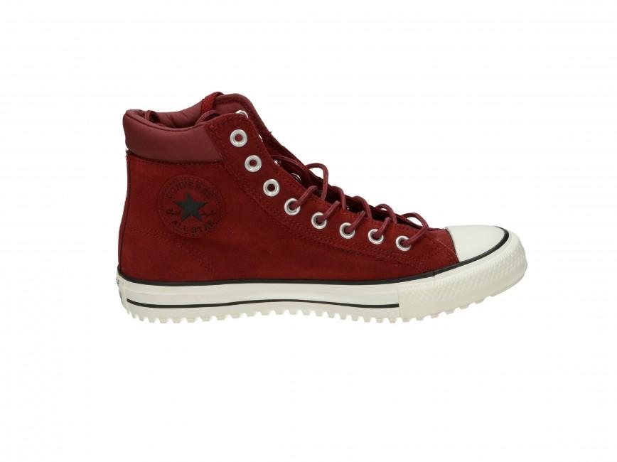 ... Converse pánske kotníkové tenisky - červené ... e8bb42cbbf2