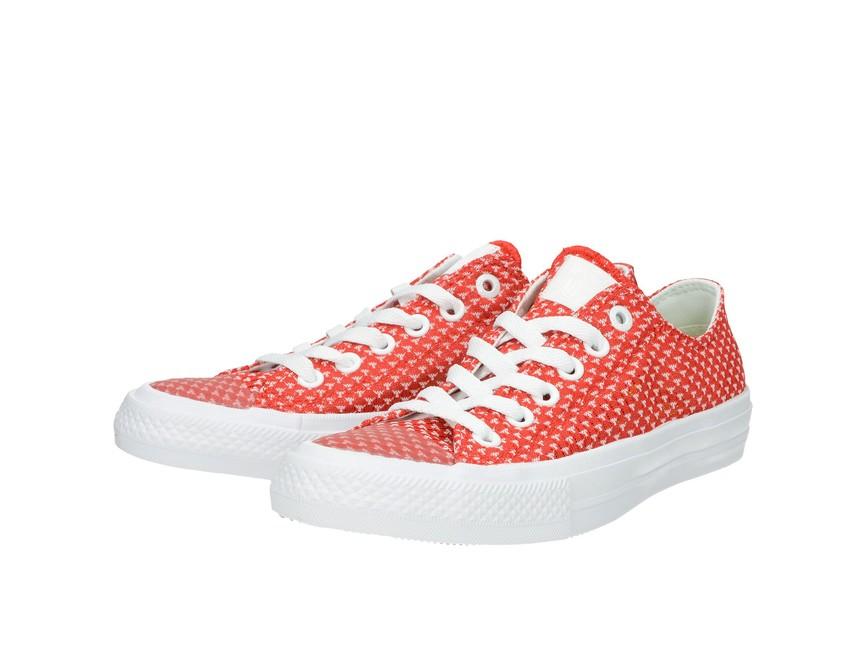 ... Converse dámske letné pohodlné tenisky - červené ... 4399caaa4c9